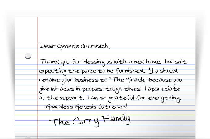 Curry Letter